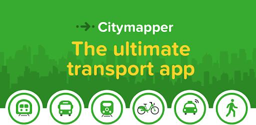 Open Government Data - Citymapper - Anaeko