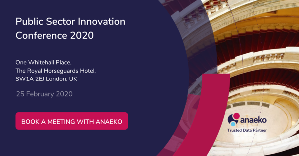 Public Sector Innovation Conference 2020 in London