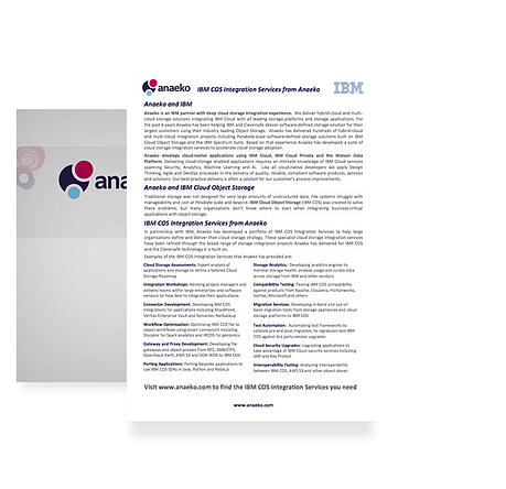 ibm-cos-integration-services