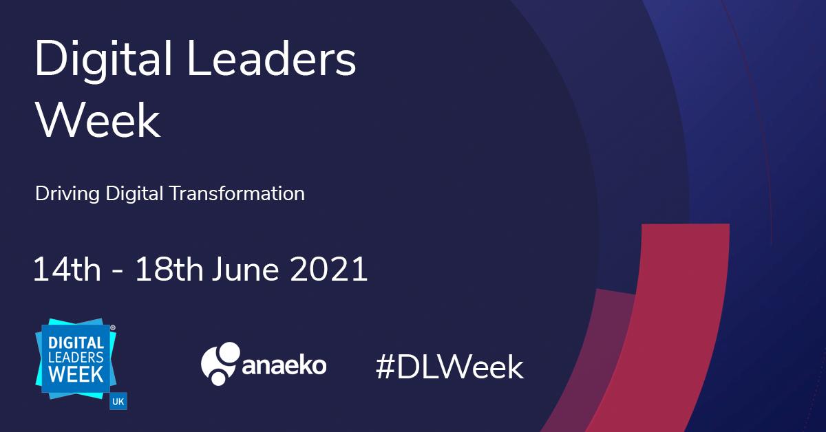 Digital Leaders Week Anaeko Partner