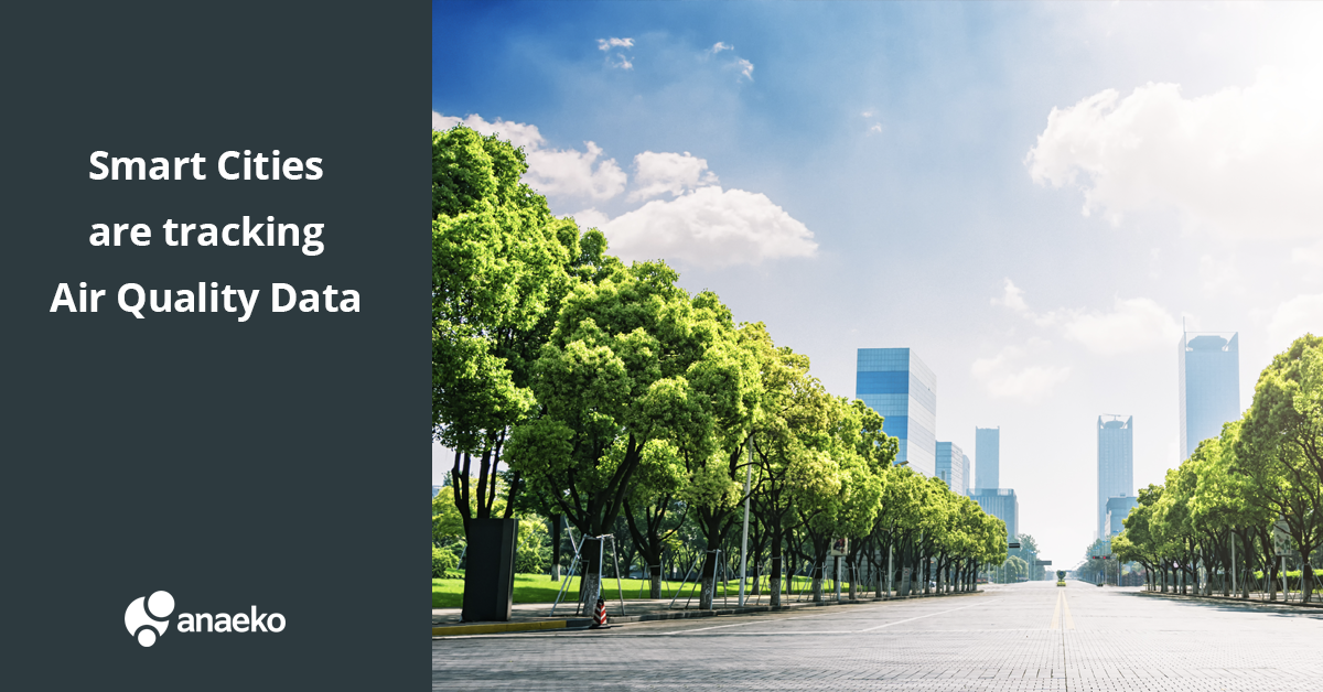 Smart Cities and Air Quality Data